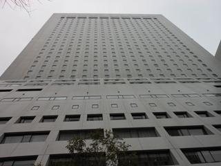 ホテル日航大阪正面縮小