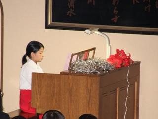クリスマス礼拝4