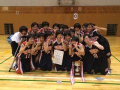 バスケットボール部 集合写真_縮小
